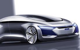 Hé lộ đầu tiên về siêu xe dùng chung của Audi, Porsche và Bentley