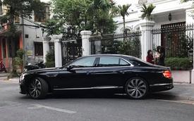 Bắt gặp Bentley Flying Spur First Edition thứ hai tại Việt Nam của đại gia kín tiếng, giá không dưới 30 tỷ đồng