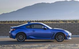 Ra mắt Subaru BRZ 2022 - Mới nhìn lại tưởng Porsche