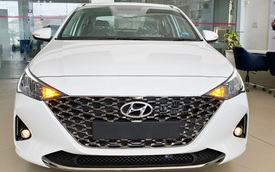 Chưa ra mắt, Hyundai Accent 2021 loạn giá tại đại lý, có 'bia kèm lạc', đã có xe được giao sớm