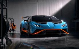 Ra mắt Lamborghini Huracan STO - 'Siêu bò' mới cho đại gia thích tốc độ, giá quy đổi từ 7,6 tỷ đồng
