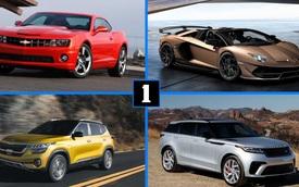 10 xe được xem nhiều nhất YouTube: Toàn xe khủng mà Kia Seltos lọt top 4