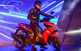 Đấu Honda Air Blade, Yamaha NVX 2021 ra mắt tại Việt Nam với giá bán 53 triệu đồng