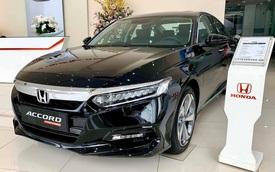 Đại lý xả kho Honda Accord với giá 'sập sàn': Giảm cao nhất 320 triệu đồng, chạm đáy mới tại Việt Nam