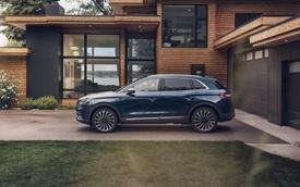 Ra mắt Lincoln Nautilus 2021: Đấu Lexus GX 460 bằng trang bị