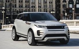 Range Rover Evoque 2021 có nội thất kiểu mới, thêm nhiều công nghệ mới lạ trong xe