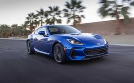 BRZ đời mới vừa ra mắt nhưng Subaru vẫn tiếp tục chạy thử: Đã đến lúc cho bản hiệu suất cao STI?