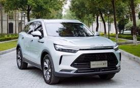 Ô tô Trung Quốc đang bán tại Việt Nam 'thảm hại' ở quê nhà, Zotye Z8 và BAIC Q7 không bán nổi 1 xe