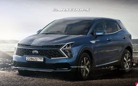 Kia Sportage mới có thể là SUV 7 chỗ với nội thất hứa hẹn 'xịn' như Sorento, Honda CR-V cần dè chừng