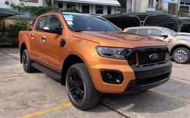 Ford Ranger Wildtrak 2021 về Việt Nam: Cắt trang bị nhưng vẫn là vua công nghệ