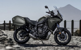 Yamaha Tracer 7 GT 2021 ra mắt với nhiều trải nghiệm tốt hơn