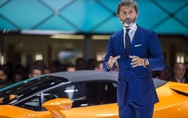Volkswagen bổ nhiệm Stephan Winkelmann làm tân Giám đốc của Lamborghini
