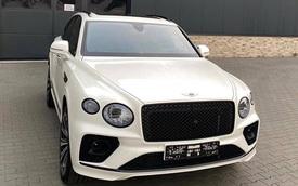 Bentley Bentayga 2021 lên đường về Việt Nam với giá dự kiến hơn 17 tỷ đồng: Nhiều khả năng có chủ ngay khi về nước