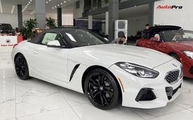 BMW Z4 sDrive30i 2020 đầu tiên về Việt Nam: Xe chơi mui trần giá không dưới 3 tỷ, nguồn gốc gây chú ý