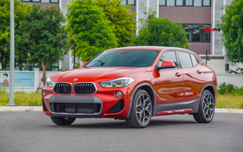 Chạy 10.000km, hàng hiếm BMW X2 vẫn có giá đắt ngang đối thủ Mercedes-Benz GLA mua mới