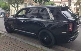 Đại gia Hà Nội mạnh tay độ vành nghìn đô cực độc cho Rolls-Royce Cullinan