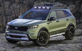 Kia Sorento 2021 bắt đầu về tay khách hàng Việt và đây là 2 gợi ý độ xe đẹp khó chê