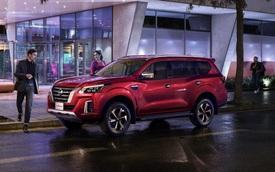 Nissan Terra 2021 lộ diện tại Thái Lan, sắp về Việt Nam đấu Toyota Fortuner?