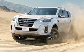 Ra mắt Nissan X-Terra 2021 - Bản xem trước của Terra mới sắp về Việt Nam đấu Toyota Fortuner