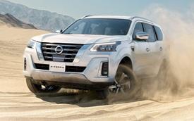 Nissan Terra mới có thể về nước cuối năm nay, thêm đối thủ nặng kí cho Toyota Fortuner