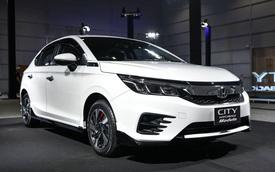 Ảnh thực tế Honda City Hatchback vừa ra mắt: Đẹp mỹ mãn, nhiều điểm mạnh để giành khách với Toyota Yaris nếu về Việt Nam