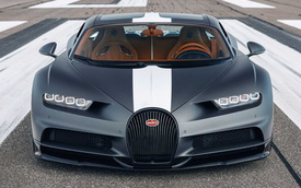Porsche và Rimac chia quyền điều hành Bugatti, có thể thành lập liên doanh mới