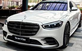 Mercedes-Benz S 500 L 2021 đầu tiên lên đường về Việt Nam, giá dự kiến 5 tỷ đồng