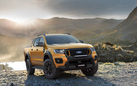 Ford xác nhận sắp có Ranger hybrid