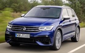 Ra mắt Volkswagen Tiguan R: Nhanh hơn cả Porsche Cayenne Turbo S đời đầu