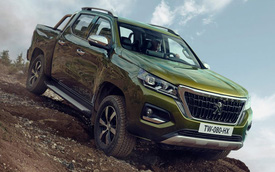 Peugeot Landtrek - Bán tải Pháp chờ ngày về nước đấu Ford Ranger, Toyota Hilux