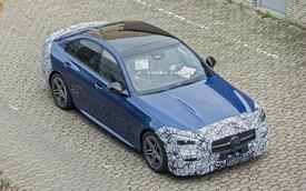 Mercedes-Benz C-Class đời mới bỏ gần hết ngụy trang, tạo dấu ấn riêng so với E-Class, S-Class