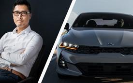 Xe cỏ lại như xe sang: Cựu Giám đốc sáng tạo BMW làm Giám đốc thiết kế Kia