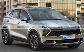 Kia hé lộ 5 xe mới khuấy động 2021: Có Sportage hoàn toàn mới, toàn bộ có thể đều dùng logo và slogan mới