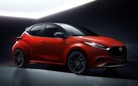 Mazda2 đời mới sẽ chung khung gầm Toyota Yaris nhưng chưa chắc đã rẻ hơn