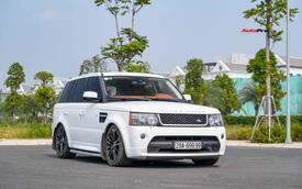 Bán Range Rover Sport biển 699.99 giá 1,8 tỷ, chủ nhân tiết lộ: 'Tiền biển đủ mua Kia Morning, nhiều đại gia hỏi mua để trưng bày'