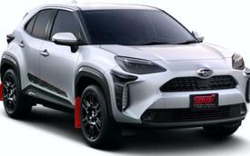 Toyota Yaris Cross đang là hàng hot nhưng nhất quyết không có bản hiệu suất cao