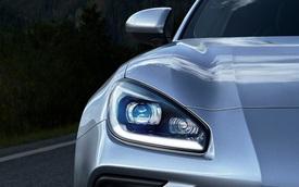 Xe đang bán ở Việt Nam Subaru BRZ khoe mặt bản mới trước ngày ra mắt
