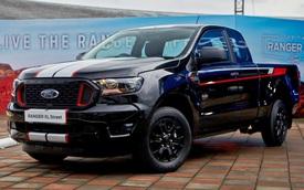 Ford Ranger 2021 rục rịch về Việt Nam: Đầu như Mustang, thêm trang bị mà nhiều chủ bán tải mong muốn
