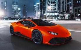 Lamborghini ra mắt năm màu sơn đặc biệt cho Huracan EVO