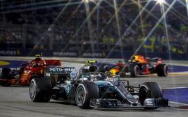 F1 sẽ có thêm chặng đua ở Ả-rập Xê-út trong năm 2021