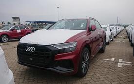 Lô xe Audi Q8 2021 chính hãng đầu tiên về Việt Nam, giá dự kiến 4,5 tỷ đồng