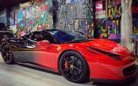"""Ferrari 458 Italia mới nhất tại Việt Nam lột xác với ngoại thất bắt """"trend"""""""
