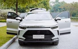Xe 700 phải cọc 200 triệu, xe Trung Quốc Beijing X7 có đang ảo tưởng tại Việt Nam?