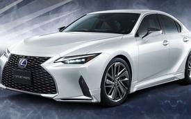 Lexus IS nâng cấp với gói độ thể thao hầm hố - Nỗ lực trẻ hoá, đấu 3-Series, C-Class
