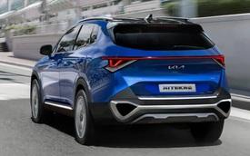 Lần đầu xem trước Kia Sportage 2021 từ sau: Đẹp mỹ mãn, cơ hội lớn trước Hyundai Tucson và Honda CR-V nếu THACO đưa về Việt Nam