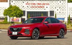 [Chém xe] VinFast Lux A2.0: Liệu đã xứng danh 'BMW Việt'?