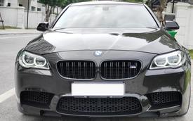 BMW 5-Series cũ rao giá 1,4 tỷ, người bán tiết lộ tiền độ đủ để 'đập hộp' Toyota Vios 2020