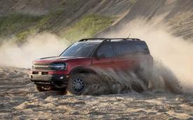 Bronco Sport chính thức đi vào lắp ráp, quyết 'Make Ford Great Again'