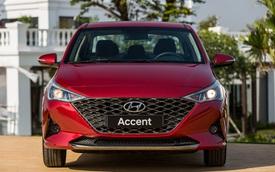 Ra mắt Hyundai Accent 2021 tại Việt Nam: Thêm tính năng mới lạ, giá cao nhất 542 triệu rẻ bất ngờ so với giá đại lý, phủ đầu Honda City