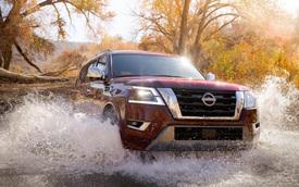 Ra mắt Nissan Armada 2021 - Xem SUV đỉnh cao nhất của Nissan có thể làm được những gì